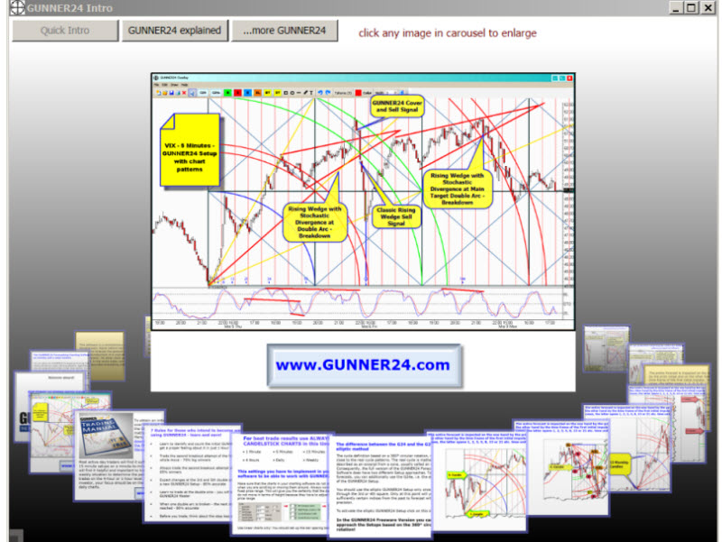 Click to view GUNNER24 Freeware 2.3 screenshot